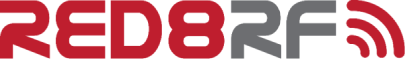 Red8RF Logo